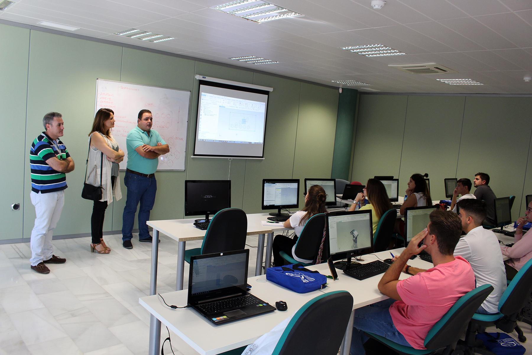 Visita curso EmpléaTe