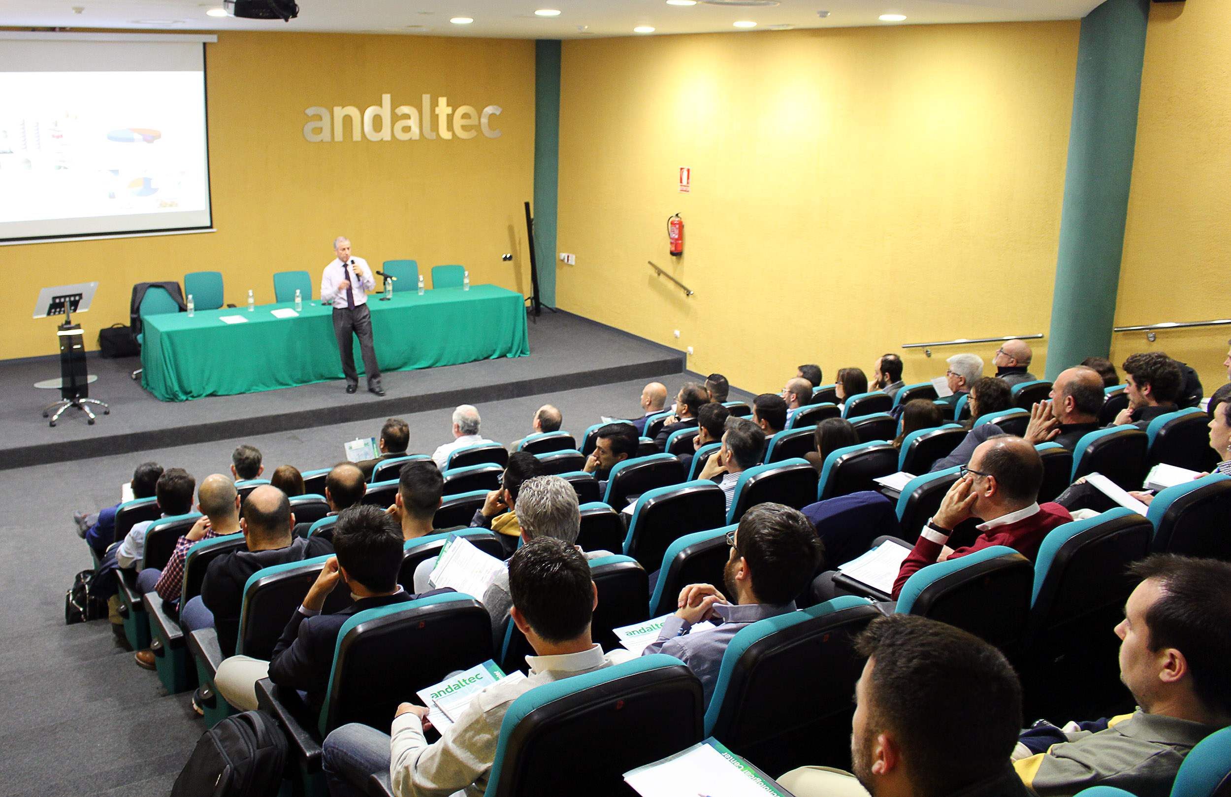 Andaltec technical conference on Biodegradable Plastics