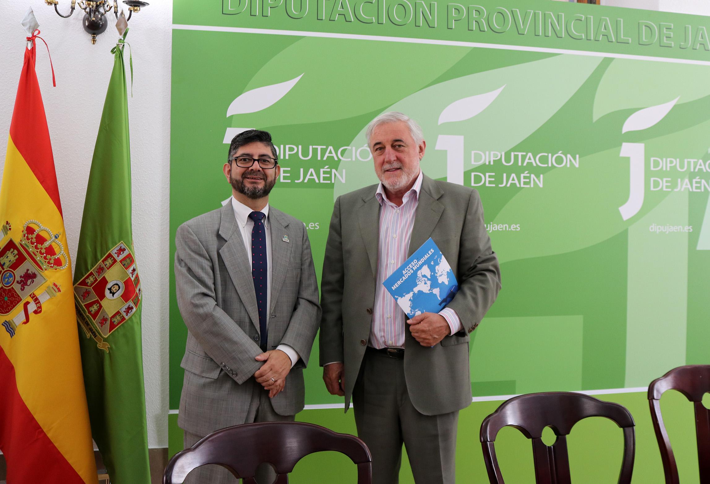 Reunion con Javier Marín